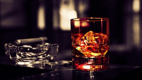 借金の原因は酒