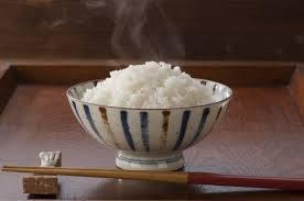 お米を炊く