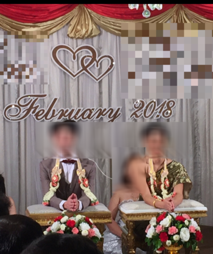 タイ人嫁のために