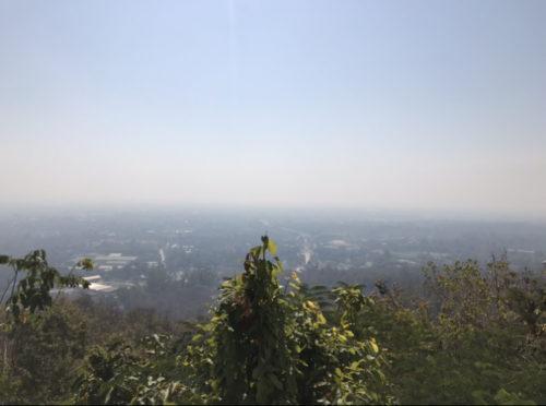 PM2.5の影響