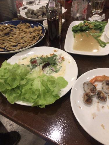 シーフードレストラン
