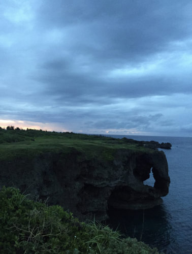 沖縄でマッタリ