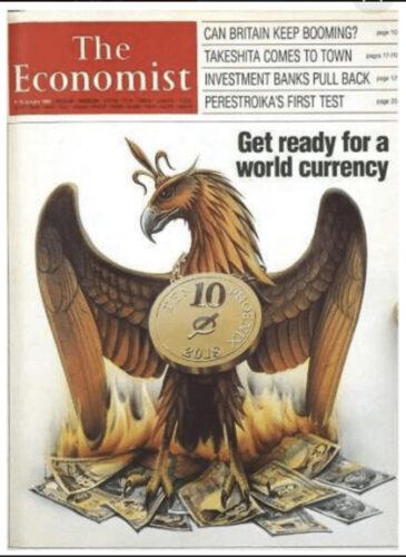 世界統一通貨